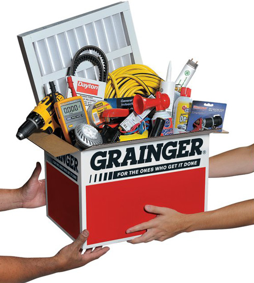 grainger industrial supply mro products equipment tools