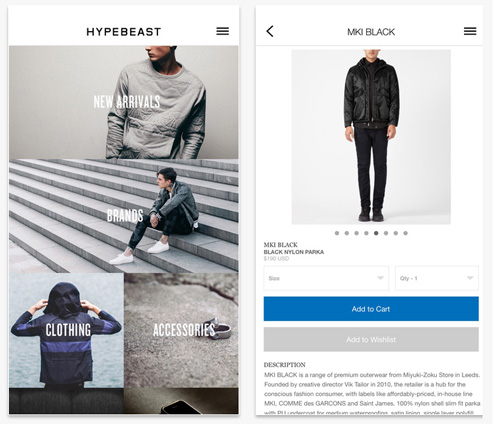 Hypebeast Mobileapp