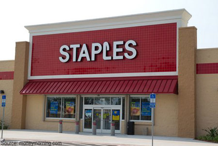 About Staples. Staples is a leading office supply store offering products and services necessary for running just about any business. Featuring thousands of brand names and their own label, attended-brilliant.ml provides you with easy access to everything from copier paper to janitorial supplies to office furniture.