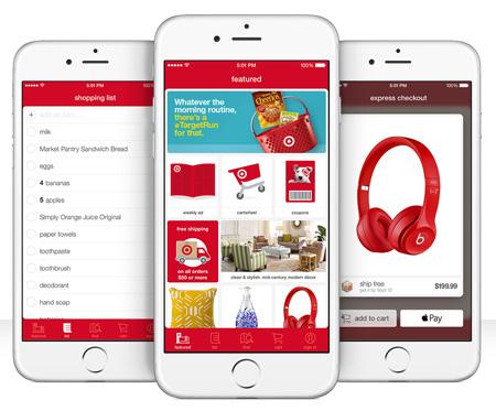 Target Mobileapp