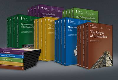 THE GREAT COURSES The History of Christianity Reformation Era - COMPLETE 18 CDs