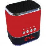 Supersonic Red Portable Speaker