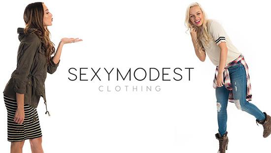 SexyModest Boutique