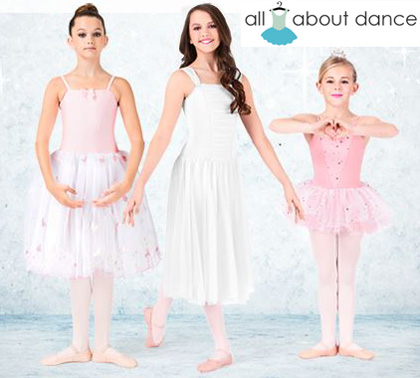 All About Dance Logo