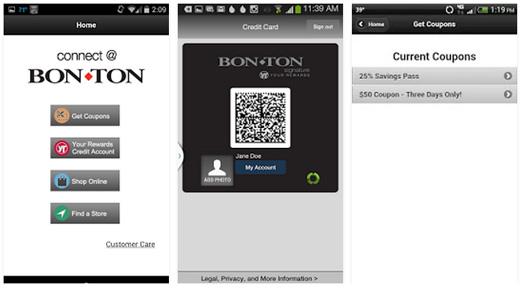 BonTon MobileApp