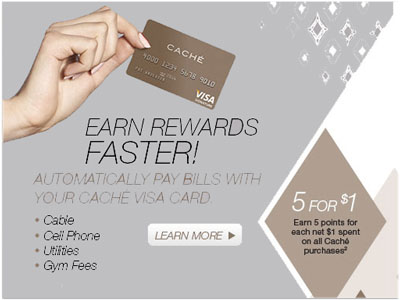 Cache Gift Cards