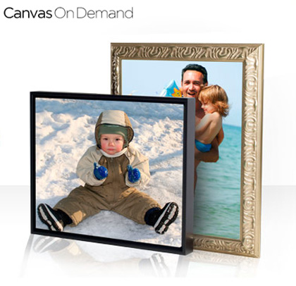Canvas On Demand Store