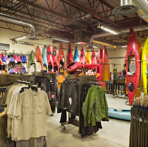 Eastern  Mountain Sports Store