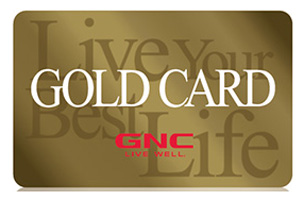 GNC Giftcard