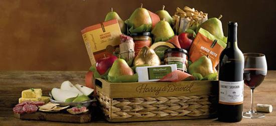 harry and david fruit basket reviews