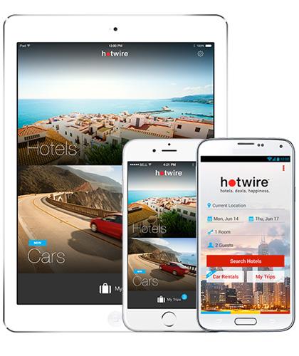 Hotwire Mobileapp
