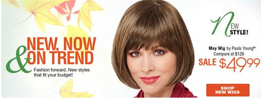 paula young wigs coupons