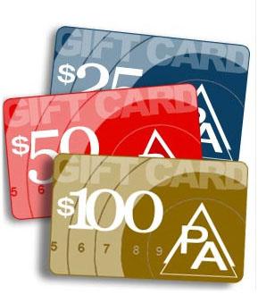 Pyramyd Air Gift Cards
