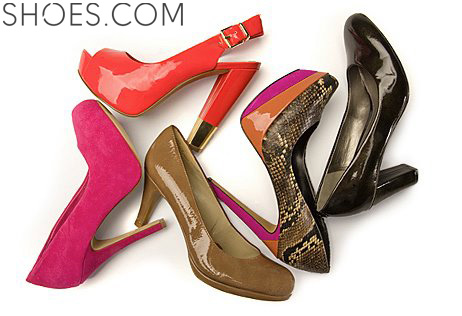 SHOES: 25% off any order with code: JULY25