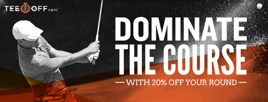 Teeoff.com coupon code
