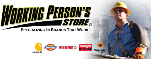 Working Persons  Store Logo