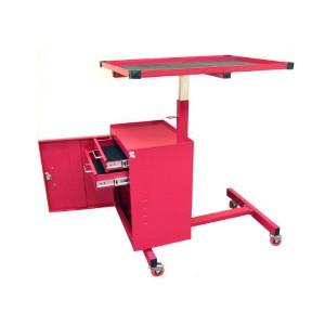2-drawer-rolling-metal-tool-storage-cart-red-11