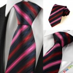 striped-red-pink-black-men-tie-by-kissties-1