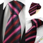 striped-red-pink-black-men-tie-by-kissties-1