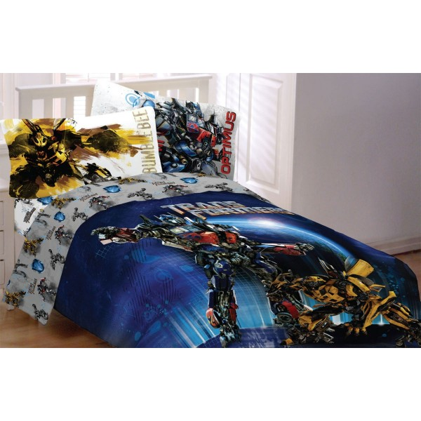 Armada Twin Transformers Bedding Set, Transformers Bedding Full Size