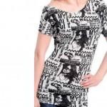 black-and-white-stylish-back-print-tunic-blouse-shirt-fringed-large-by-htw-1