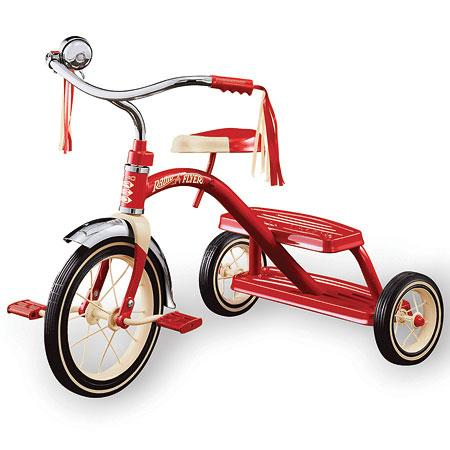 370d954c27a Classic Red Tricycle By Radio Flyer
